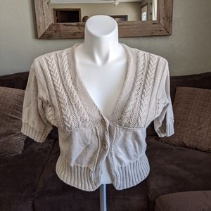 Sundance Women's Cropped Sweater Size Medium
